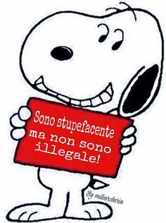 Pensiero Mafalda Quotes, Snoopy Quotes, Mr Wonderful, Snoopy And Woodstock, Peanuts Snoopy, Emoticon, Cute Animals, Messages, Cartoon