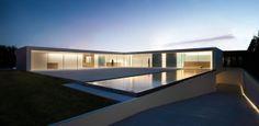 Casa del Atrio, Godella, Valencia, arq. Fran Silvestre Arquitectos
