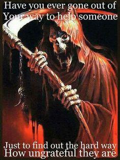 words of wisdom quotes Grim Reaper Art, Don't Fear The Reaper, The Crow, Reaper Quotes, Anger Quotes, Wisdom Quotes, No More Drama, Warrior Quotes, Dark Quotes