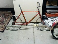 John J's Conversion - EighthInch Fixed Gear Bike Contest - http://www.facebook.com/EighthInch