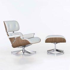 Silla Eames: descubre los modelos más importantes del diseñador.