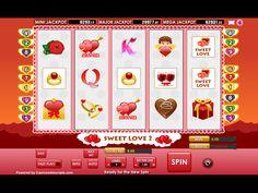 Buy Video Slot game for Online Casino - Sweet Love 2 Video Slot Game