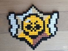 Hama Beads Patterns, Peyote Patterns, Beading Patterns, Perler Beads, Pixel Art, Bowser, Lego, Fan Art, Activities
