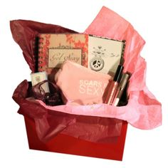 #scarsrsexy Get Sexy gift basket for women.  Www.rockscarlove.com #cancer #women #childbirth #friends #empower #breastcancer