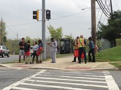 Teaching Kids How to Walk Safely- If your child walks to school, now would be a good time to review w/her/him how to safely walk there http://mcfrs.blogspot.com/2015/08/teaching-kids-how-to-walk-safely.html #MoCoSafety