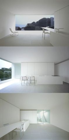 A white sculpture invites us to enter into an amazing housing project… The T-House is an enigmatic building for its reinterpretation of the conventional standards. In Tokyo, Japan this small house sits on the slope of a hill with a total space of 114, 47 sq.m. But let me guide you through this exquisite piece …
