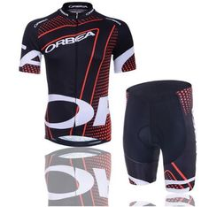31a3f4188 Quick Dry Cycling Jersey GEL Pad 2018 Brand Orbea Pro Team Short Sleeve Cycling  Jersey Maillot