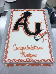 Graduation, Cake, Desserts, Food, Pie Cake, Tailgate Desserts, Pie, Deserts, Cakes
