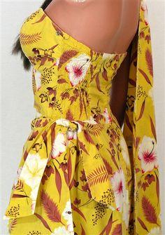 Vintage 50's sarong dress & shawl