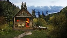 Book now: 10 dreamy cabin escapes for fall - Sunset Magazine