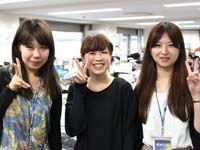 東京コンサルトがリクナビNEXTで掲載している原稿で使われている写真です。営業職絶賛募集中!!