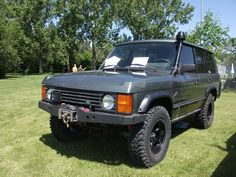 1990 Range Rover by dave_7, via Flickr