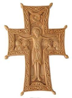 KD-15 Wooden Cross
