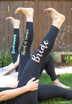 """""""Don't Be a Bridezilla with These Iron-On Leggings for Bridal Party Gifts!"""" """"Don't Be a Bridezilla with These Iron-On Leggings for Bridal Party Gifts! """"Don't Be a Bridezilla with These Iron-On Leggings for Bridal Party Gifts! Cute Wedding Ideas, Wedding Goals, Gifts For Wedding Party, Wedding Wishes, Dream Wedding, Wedding Day, Wedding Parties, Wedding Stuff, Casino Wedding"""