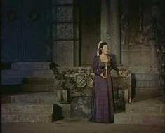 "Lisa della Casa sings ""Mi tradi"""