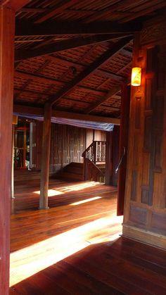 Main Upstairs @ JNAG Thai House Resort
