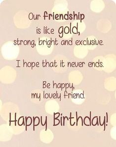 Best Birthday Wishes Quotes For Friend [Birthday Wishes for Best Friends] Happy Birthday Best Friend Quotes, Short Birthday Wishes, Birthday Greetings Quotes, Happy Birthday Wishes Cards, Birthday Quotes For Him, Birthday Message For Friend, Birthday Wishes For Friends, Birthday Songs, Funny Happy Birthdays