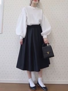 Style Outfits For Teens 31 Ideas For 2019 Cute Fashion, Modest Fashion, Hijab Fashion, Fashion Models, Fashion Dresses, Fashion Looks, Fashion Clothes, Long Skirt Fashion, Fashion Fashion