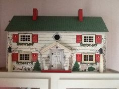 These Vintage Doll Houses Are Great, But The Memories That Go With Them Are Even Better! - Dusty Old Thing