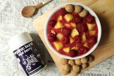 Açai Berries Smoothie Bowl