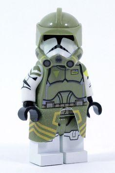 Clone Army Customs | P2 Commander Doom