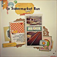 Sandy Ang's Gallery: Supermarket Run (Citrus Twist Kit)