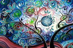 Can't Wait For Spring I by Megan Duncanson is printed with premium inks for brilliant color and then hand-stretched over museum quality stretcher bars. 60-Day Money Back Guarantee AND Free Return Shipping.