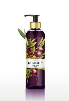 Le Bouquet Olive Shower Gel