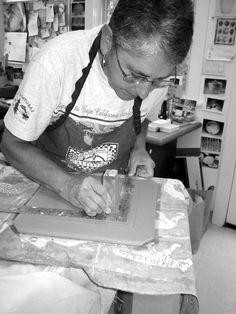 Jan Schachter - Artist
