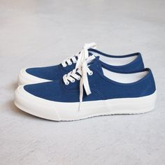 DOEK SHOE INDUSTRIES - DOEK OXFORD #navy