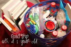 What I Learned About Road Trips With My One Year Old » Amy Jo Photography