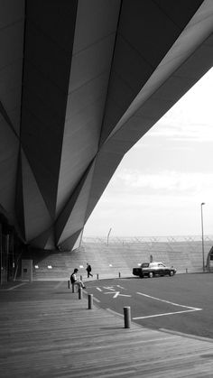 "n-architektur:  "" Yokohama International Port Terminal via Evan Chakroff  """