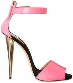 Giuseppe Zanotti Women's Ankle Strap Dress Sandal~