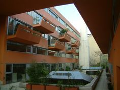beépítések a történeti városszövetben – building in the historic city Austria, Mansions, Architecture, House Styles, City, Building, Home Decor, Coops, Vienna