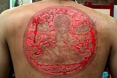 17 Most Extreme Scarification Tattoos (Scarification, Scarification Tattoos) - ODDEE