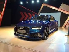 Facelifted 2015 Audi RS7 launched in India at Rs 1.4 Crore  ZigWheels.com