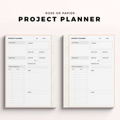 Items similar to Size Personal Planner Inserts, Goal Planner, Goal Tracker, Blush and Gold Printable Planner Inserts, Productive Planner Pages on Etsy Study Planner, Project Planner, Goals Planner, Planner Pages, Planner Ideas, Exam Planner, College Planner, Weekly Planner Template, Planner Inserts