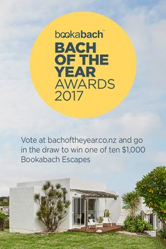 The Bookabach Bach of the Year Awards 2017