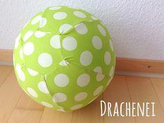 Drachenei Luftballonhülle
