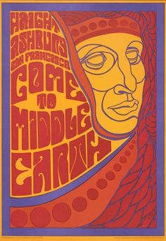 Haight Ashbury San Francisco: Come to Middle Earth (1969) http://collections.museumca.org/?q=collection-item/201054742