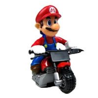 Super Mario Kart Figure Wave 2 Mario On Motorcycle