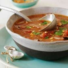 Stephanie Izard's Tomato-Apple Soup | Soup Recipes | Pinterest | Soup ...