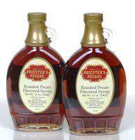 Roasted Pecan Syrup, 2-12 oz. Bottles $16.99