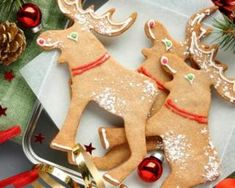 Photo about Christmas gingerbread elk-shaped cookies with christmas decoration. Image of christmas, homemade, background - 63125978 Christmas Gingerbread, Gingerbread Cookies, Cookies Et Biscuits, Christmas Desserts, Christmas Cookies, Shaped Cookie, Christmas Images, Christmas Things, Moose
