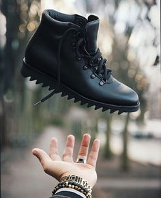 Thursday Boot Co.'s Blackout Commanders, coming soon!