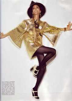 photographed by Stephen Meisel for ITALIAN VOGUE 2008