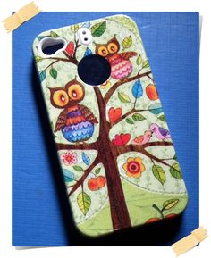 owl iphone 4 cover...must have it!