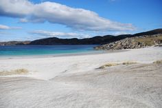 Achmelvich bay has a stunning and popular beach; this walk leads from it along a good path to visit a ruined old mill and hidden cove. There is also the option to hunt for a hidden hermit's 'castle'.