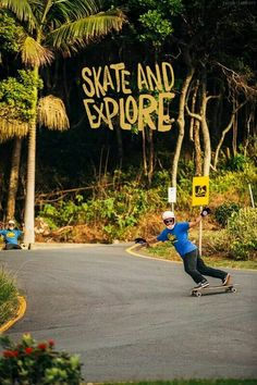 Rider: Adam Yates Photo credit: Jacob Lambert Skate and explore!