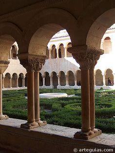 Claustro del Monasterio de Silos